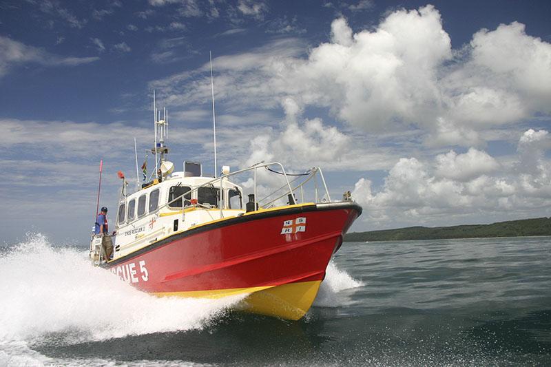 Eikos Rescuer II NSRI Durban