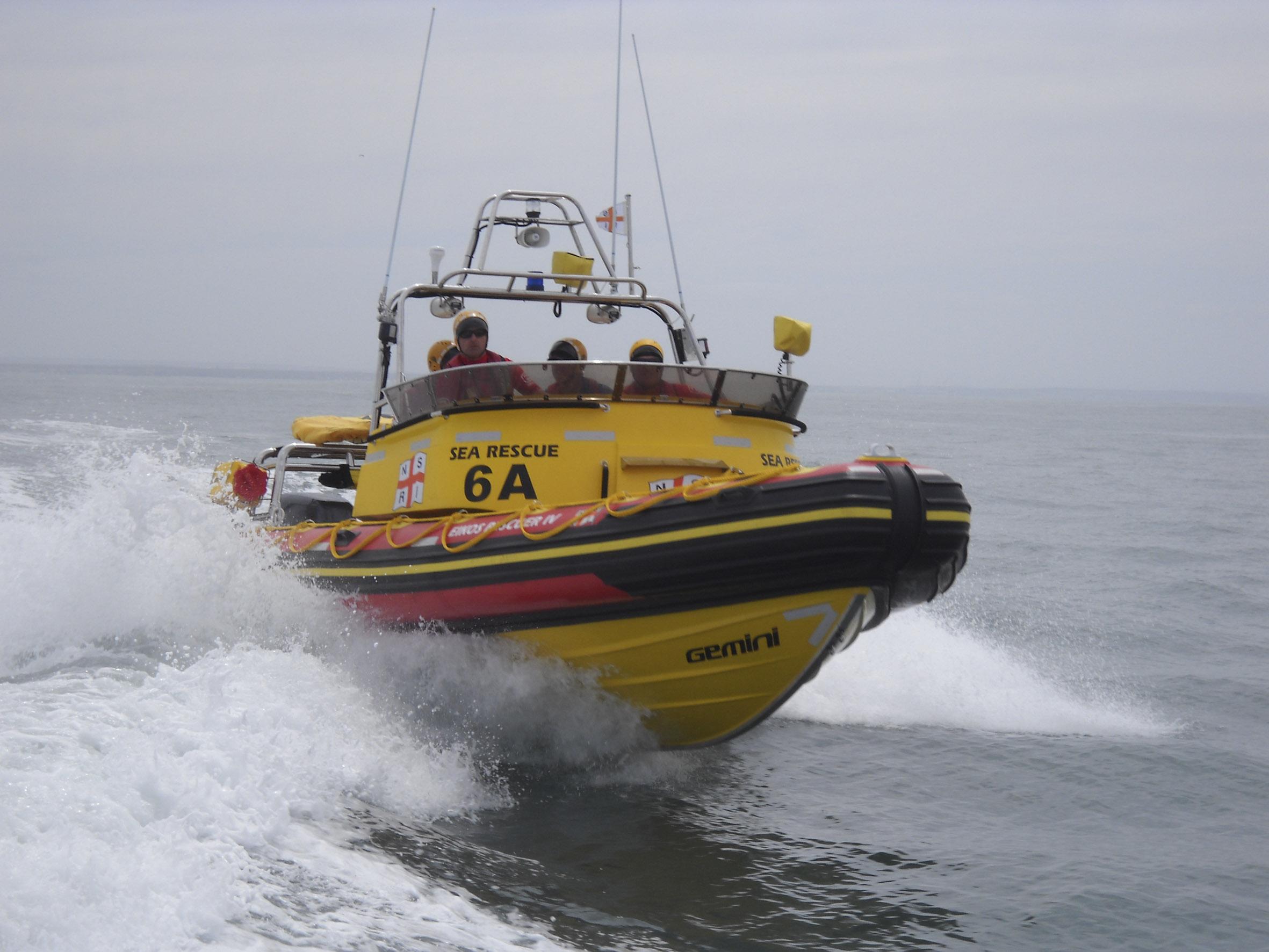 File picture Eikos Rescuer IV
