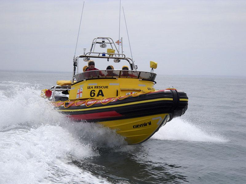 NSRI Port Elizabeth Eikos Rescuer IV