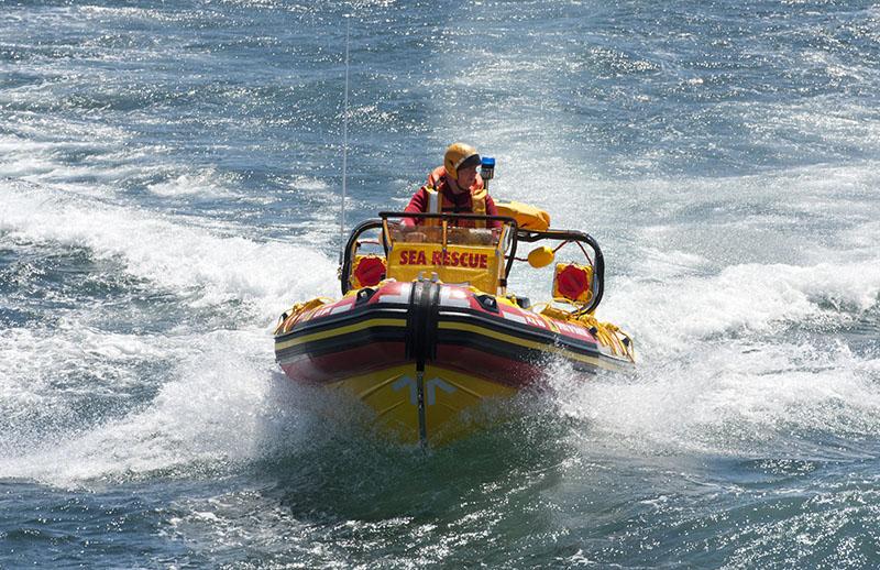 NSRI Gordons Bay Spirit of Surfski