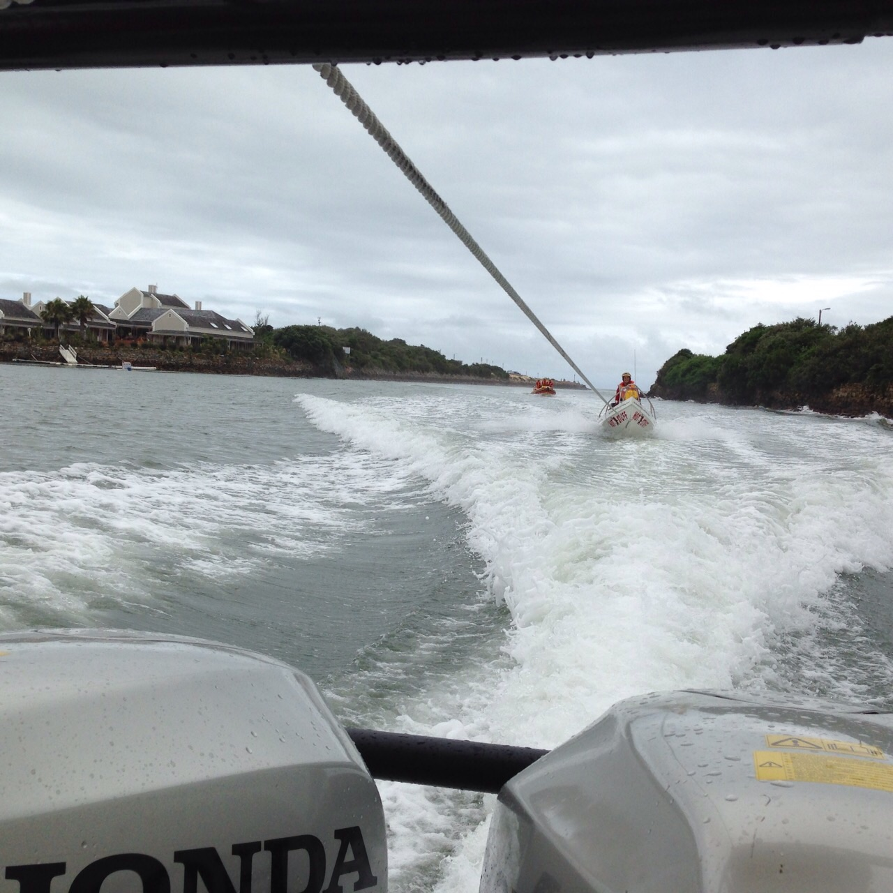 Port Alfred tow