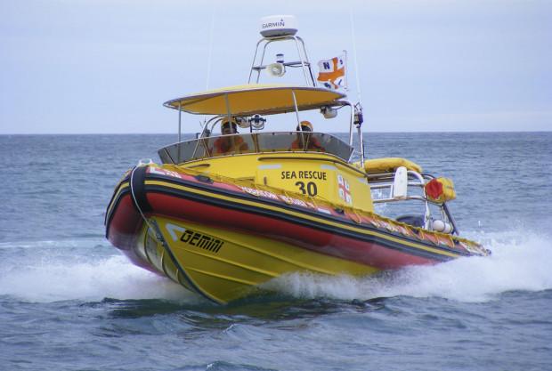 Vodacom Rescuer-VII