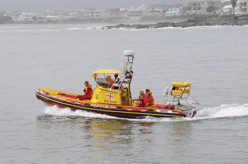 NSRI Yzerfontein Rotary Onwards_Picture: / Sea Rescue