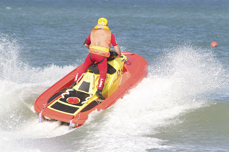 Jeffreys Bay NSRI Discovery Rescue Runner 12