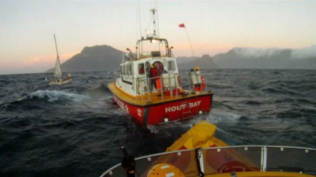 """10m rescue craft """"Nadine Gordimer"""" Pic: Rob Fine"""