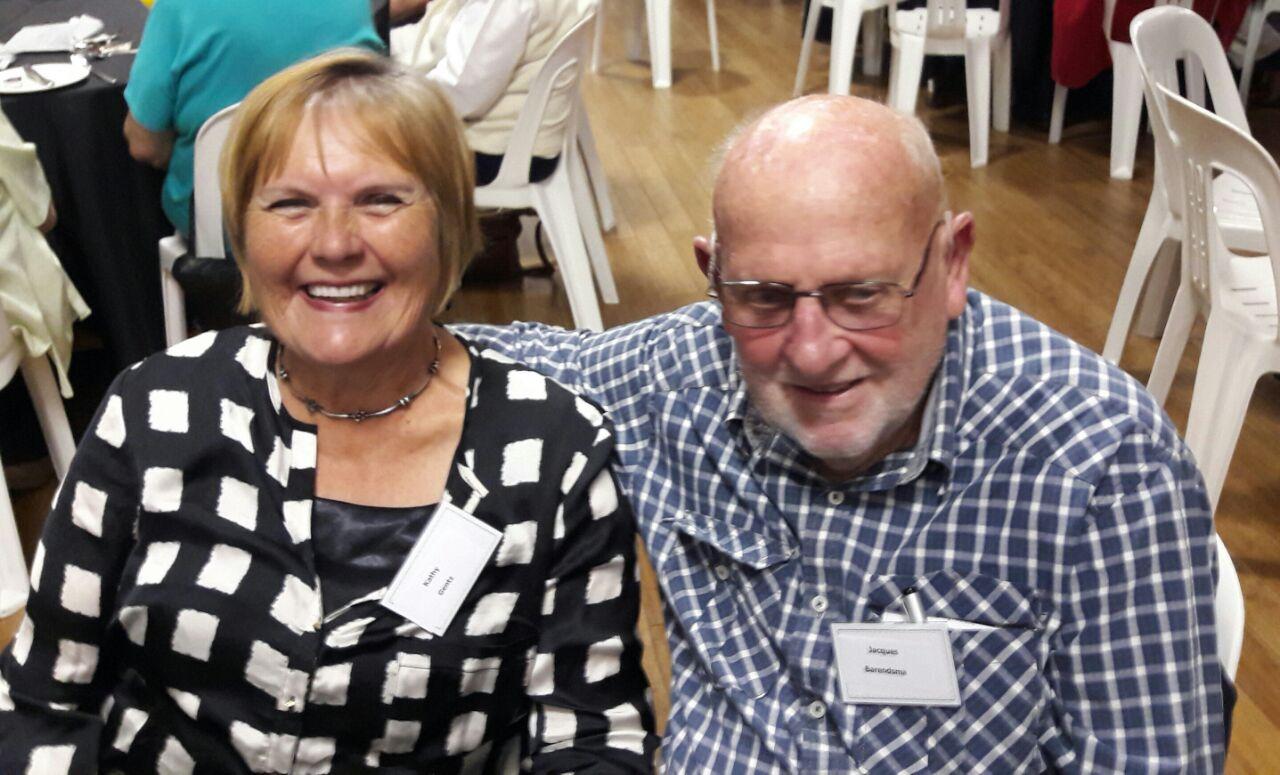 Kathy Gertz and Jacque Beriedensport