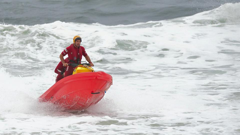 File image: Discovery Rescue Runner
