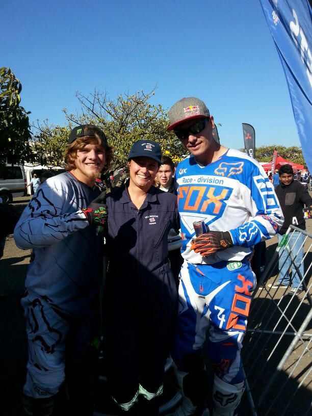 FXM Riders with Jacqui McAllister
