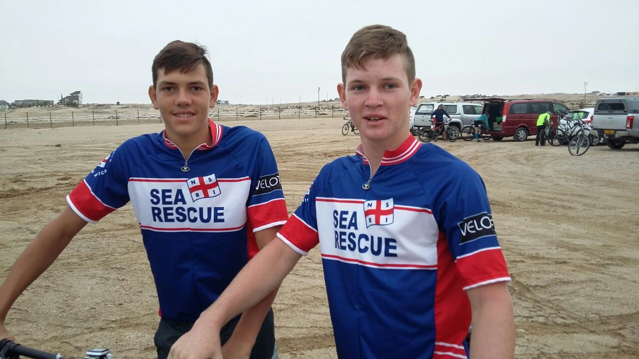 NSRI supporters