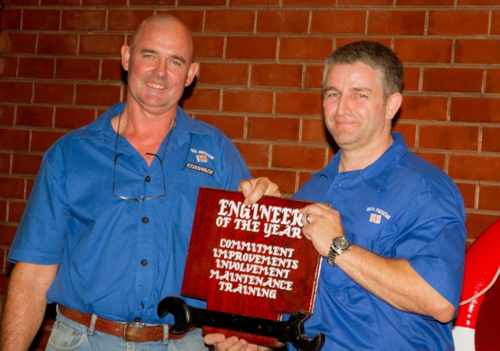 Norman Rautenbach was nominated as Engineer of the year for his input into The Spirit of Richards Bay