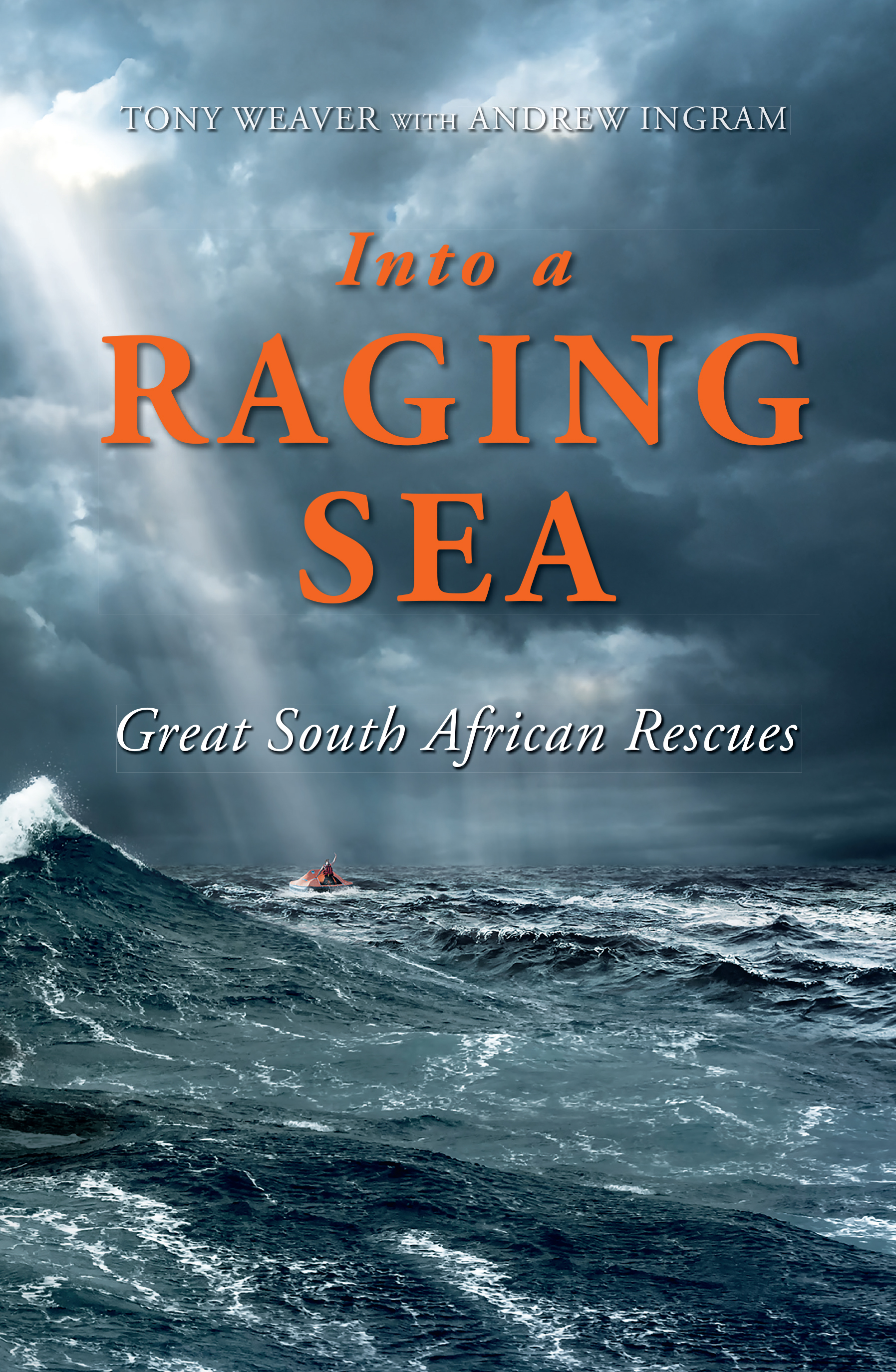 Into a raging sea 2.0 Cover.indd