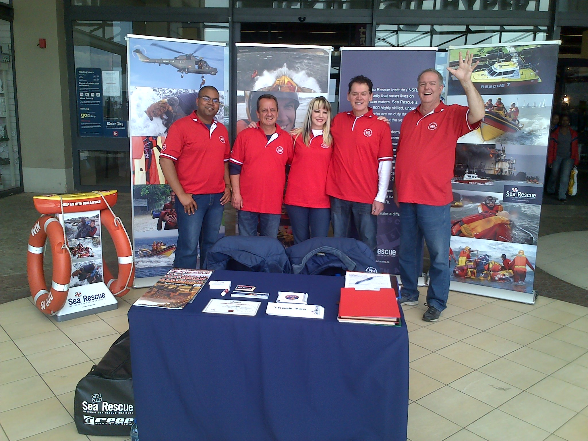 Our Face 2 Face team will be at the Jhb boat show.