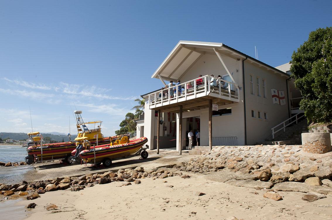 Picture Andrew Ingram / Sea Rescue