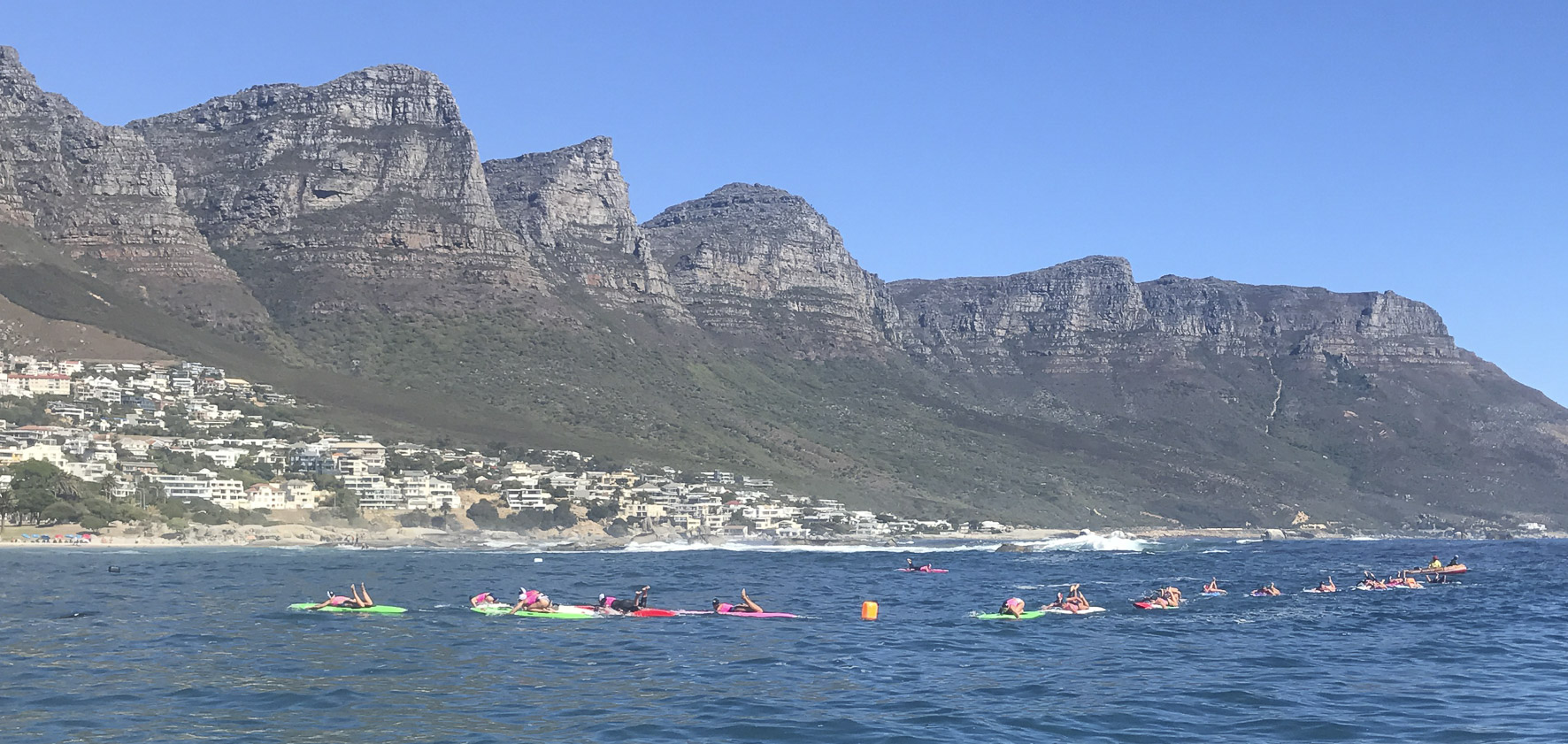 Picture Andrew Ingram / Sea Rescue 170330 LSA champs at Camps Bay