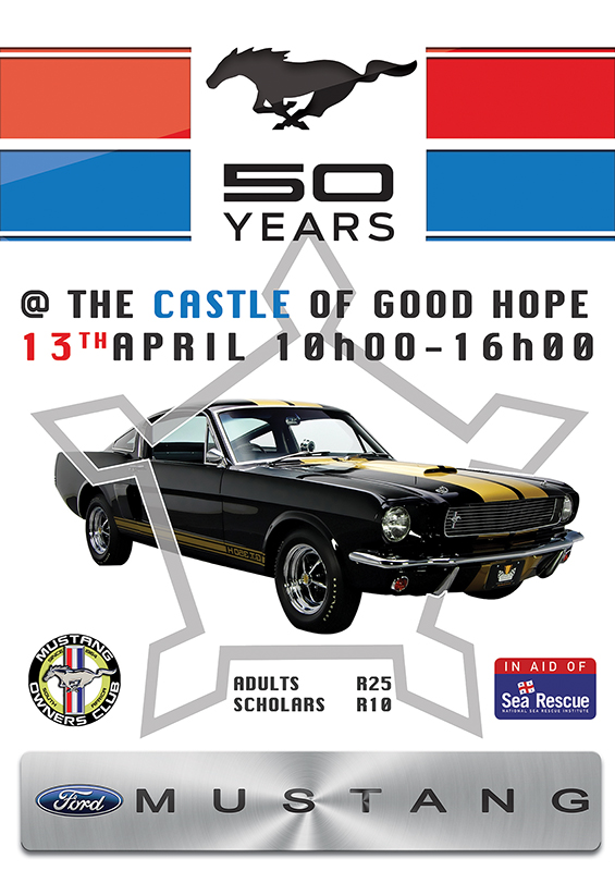 Mustang50th