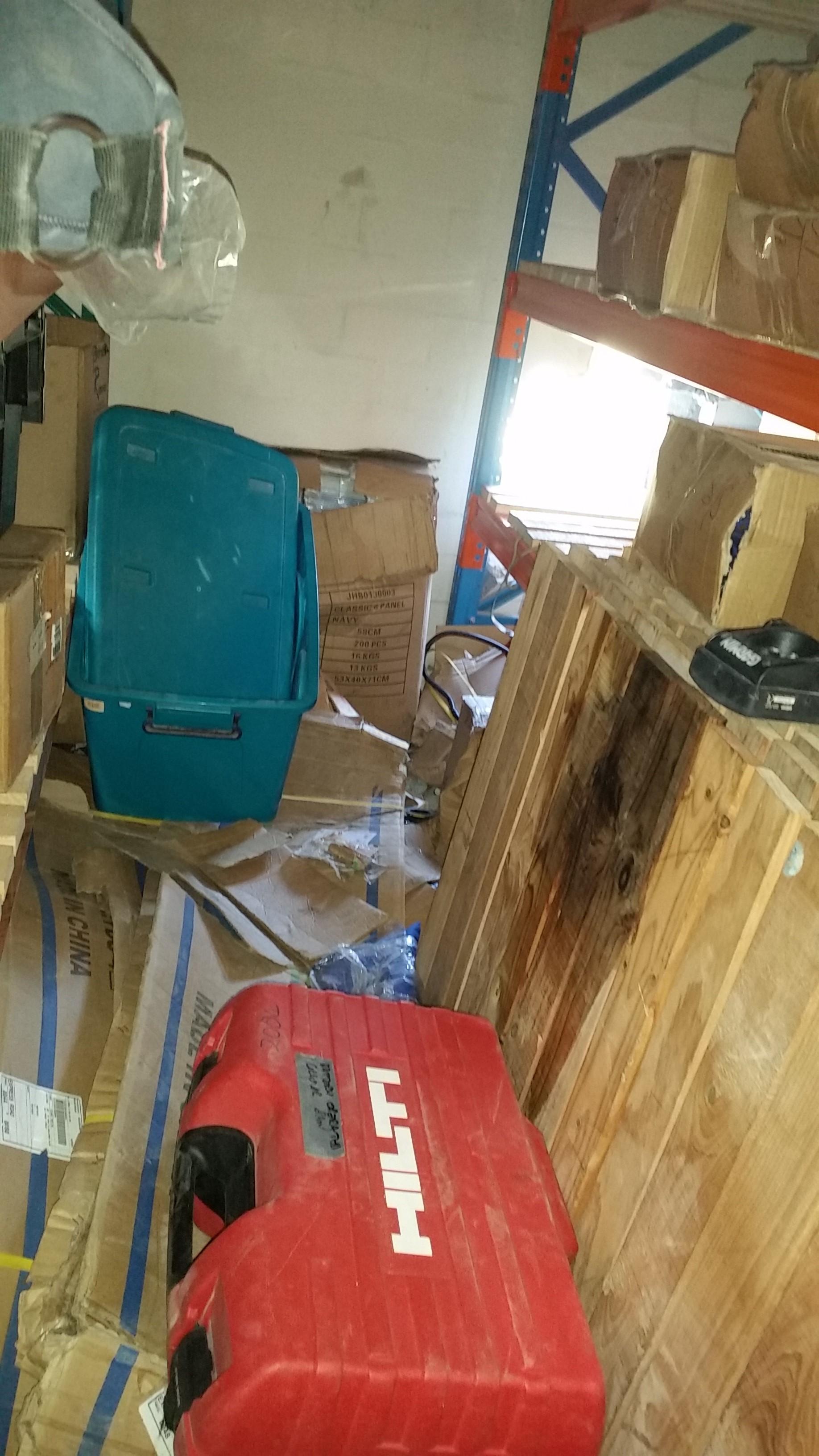 NSRI Store ransacked
