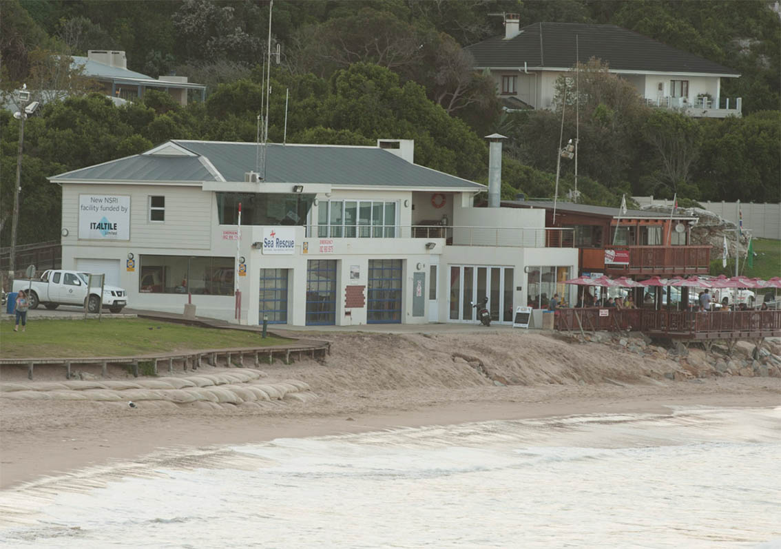 File picture: NSRI Plettenberg bay.
