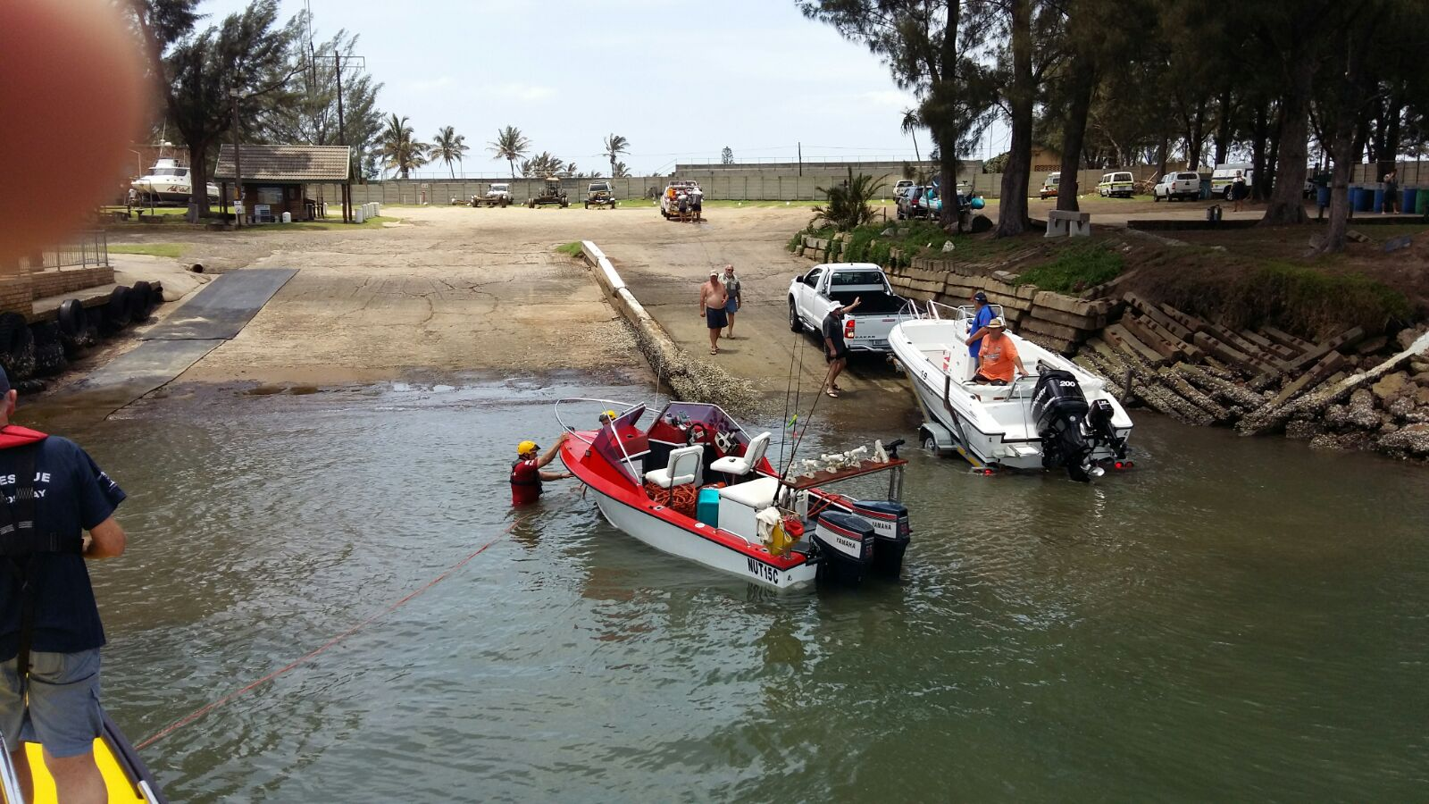 Picture NSRI Richards Bay