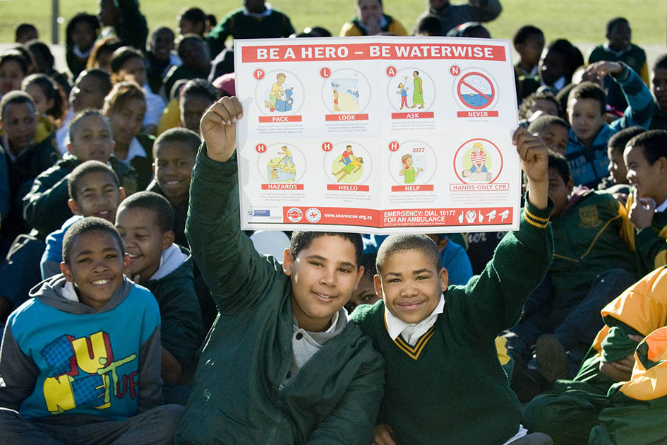 Ridgeview Primary is WATERWISE