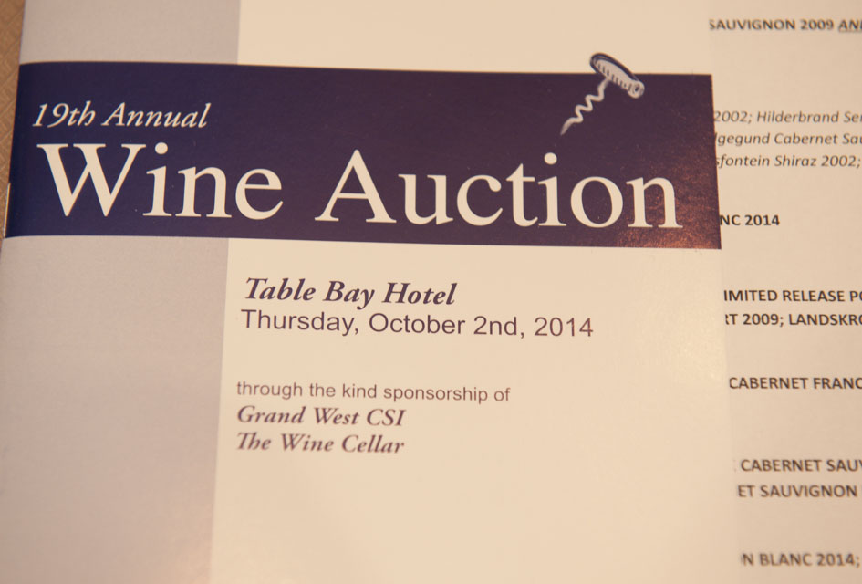 Rotary wine auction-7119