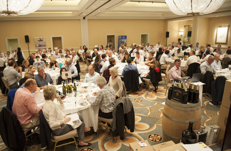 Rotary wine auction-7218