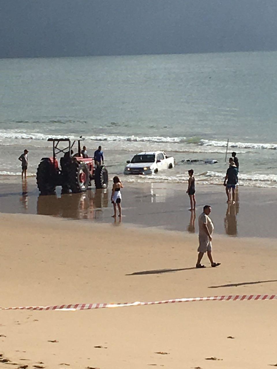 vehicle-drove-into-beach
