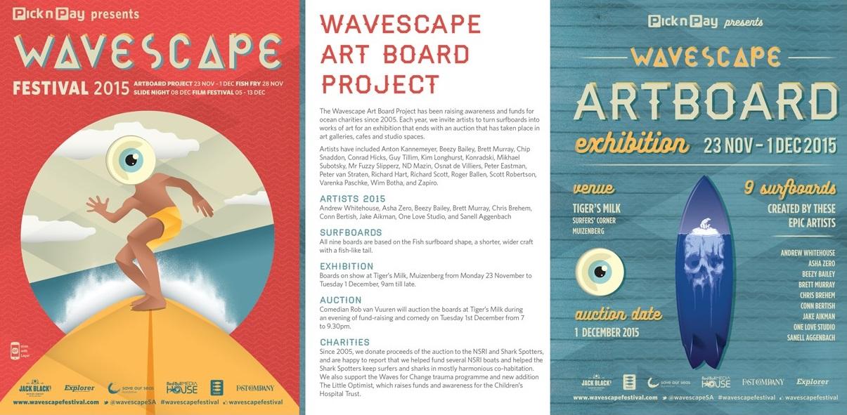 Wavescapes Auction