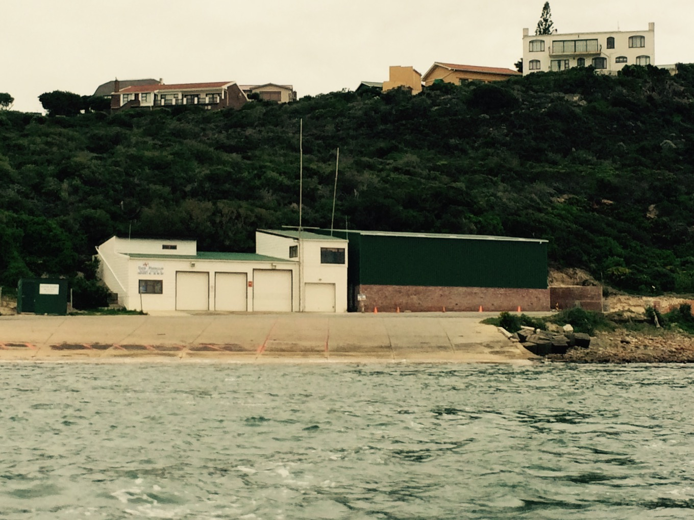 The revamped Witsand Rescue base.