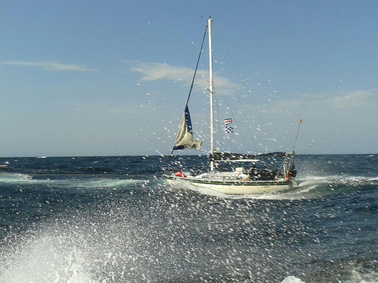 Yacht Tow 1