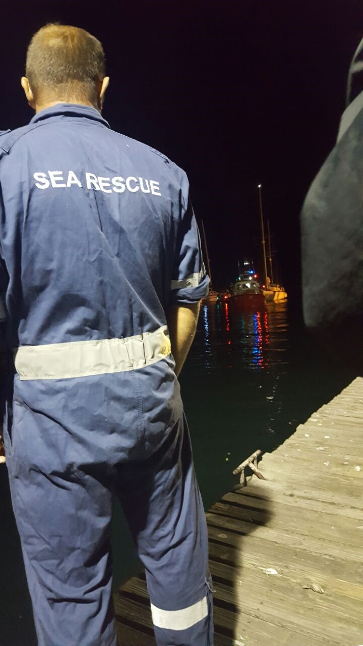 Yacht assisted to Hout Bay 2
