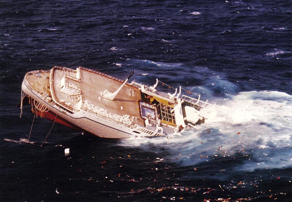 20 years since Oceanos sank - NSRI  20 years since ...