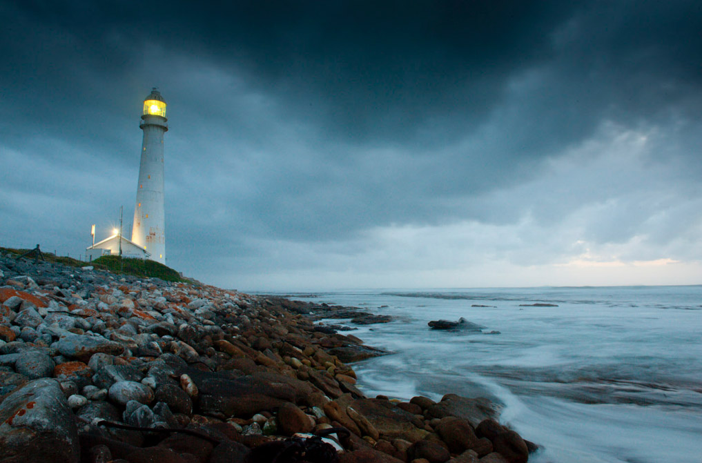 File Picture. Kommetjie lighthouse.