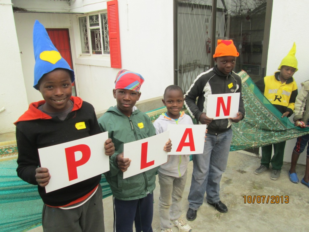 ... learn the WaterWise PLAN ...