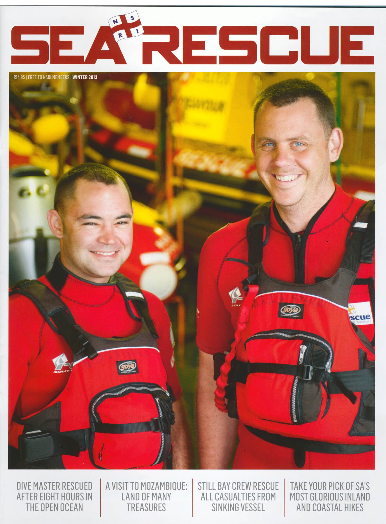 sea rescue winter 2013