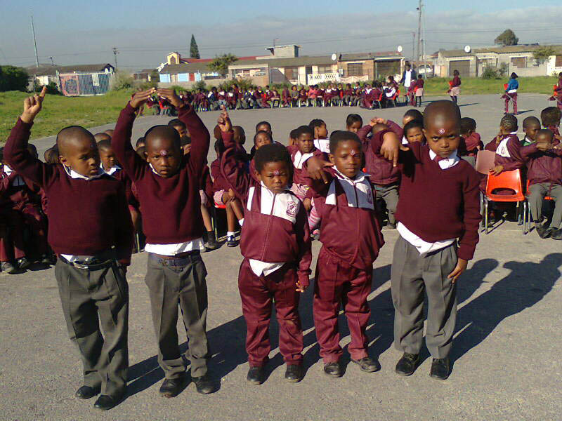 Xolani Primary School In case of an emergency - phone 10177