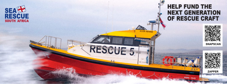 ORC Cover 2 01 01 768x285 - Sea Rescue welcome a new generation Search and Rescue Vessel to South Africa