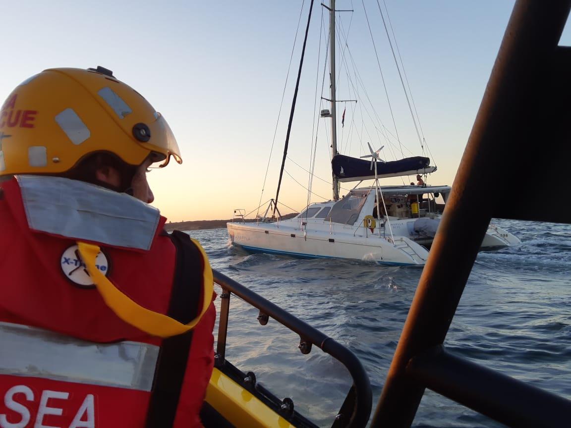 Incidents: East Coast, Cape Point, Jeffreys Bay, Kommetjie: - NSRI