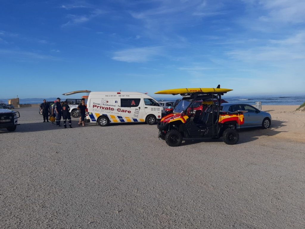 Incidents: East Coast, Cape Point, Jeffreys Bay, Kommetjie