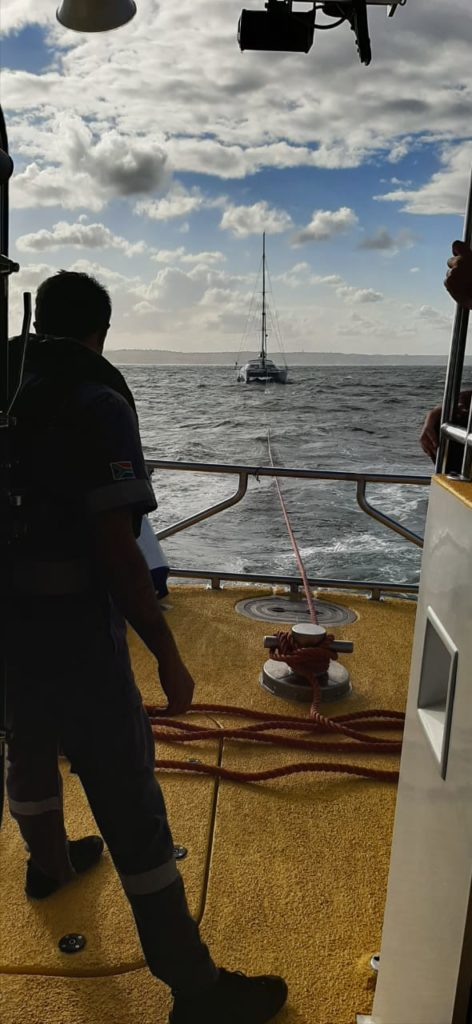 Incidents: Sea Point, Hermanus, Knysna and Durban : - NSRI